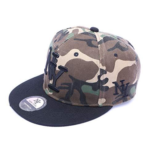 Hip Hop Honour Snapback NY Camouflage - Mixte