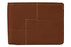 Neoterix Brown Artificial Leather Wallet