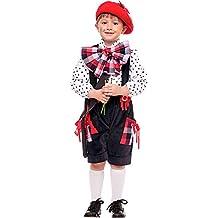 Disfraz Pintor Prestige Beb Vestido Fiesta de Carnaval Fancy Dress  Disfraces Halloween Cosplay Veneziano Party 53881 a684ec6b968