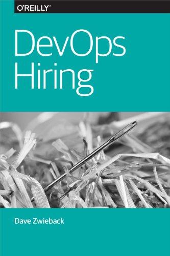 DevOps Hiring book cover