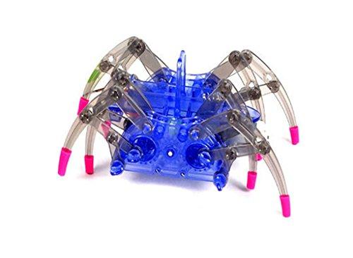 Puzzle Elektrische Spinne Roboter DIY Pädagogische Zusammenbaut Spielzeug Kits Für Kinder