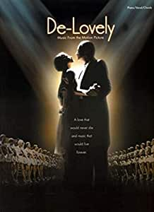 De-Lovely : music from the motion picture piano/vocal/guitar