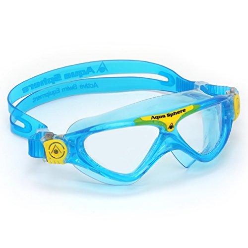 Aqua Sphere Unisex-Adult Skylight Schwimmbrillen, Farbe:hellblau