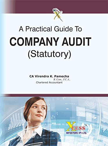 A Practical Guide To Company Audit (Statutory)