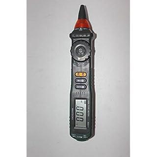 iClever® Sinometer MS8211 Digital MultiMeter, entspricht der IEC1010-1-Standard Cat III 600V Over-gummiformung schützt Meter Automatisch / Manuell-Bereich Maximalwert und Daten halten