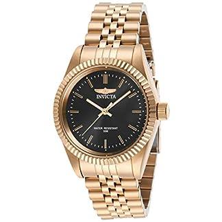 Invicta-29412-Specialty-Damen-Uhr-Edelstahl-Quarz-grauen-Zifferblat