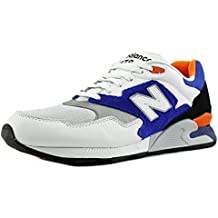 New Balance ML878 Hommes Cuir Baskets