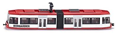 Siku 1895 - Straßenbahn (farblich sortiert) von SIKU