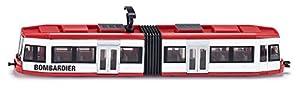 SIKU 1895 - Tranvía Miniatura (Escala 1:87), Colores Surtidos