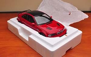 KYOSHO - 8507R - Voiture Miniature - BMW M3 GTR Street (E46) - Echelle 1/18