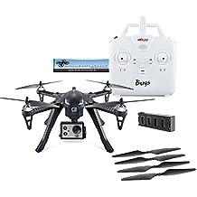 DS24 MJX Bugs 3 Drohne Quadrocopter 19 Min.Flugzeit Gopro Halterung Brushless Motoren