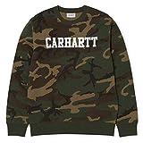 Carhartt College Sweatshirt Camo Laurel Größe: XL