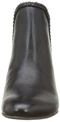 Kickers Westiti, Bottes Classiques Femme Noir