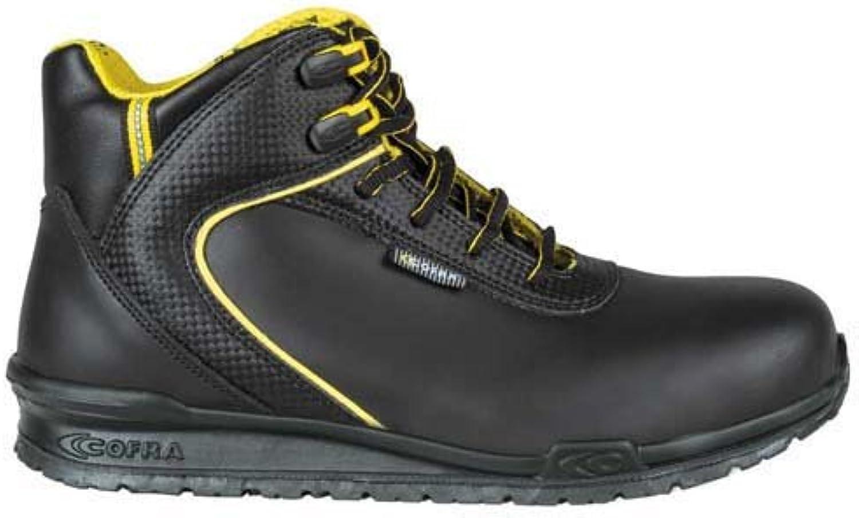 Cofra 78690 – 001.w36 calzado de trabajo,Bohr, tamaño 3.5, color negro