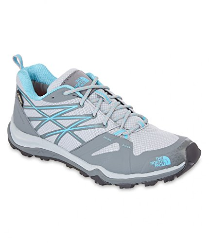 The North Face Damen W Hedgehog Fastpack Lite Gtx Wanderschuhe Gris / Azul