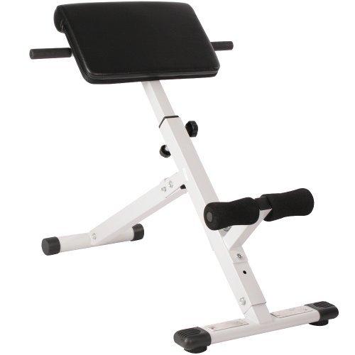 #Rückentrainer, Bauchtrainer klappbar inkl. gepolsterter Beinfixierung#