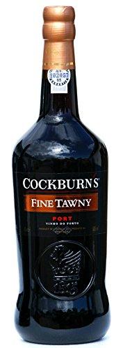 Cockburns fine tawny Portwein 1,0 Liter