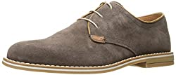 Kenneth Cole REACTION Mens Set the Stage Oxford, Brown, 9 M US