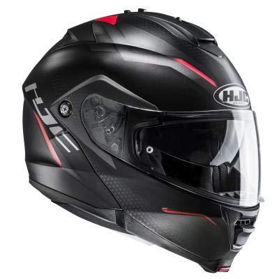 HJC Helm IS-MAX 2 IS MAX II DOVA MC-1SF Klapphelm mit Sonnenblende (XXL (63/64))