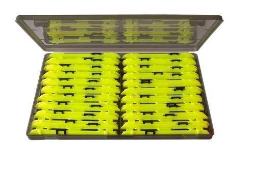 Preston Innovations Wickelbretter, in einer Box Orange 26cm Winders x 9 (Angeln Preston)