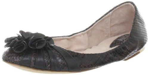 , Damen Ballerinas, Braun (CAF), EU 38 (Bloch Flach)