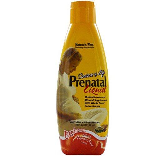 Quelle des Lebens, Prenatal Liquid, natürlichen tropischen Fruchtgeschmack - Natur plus