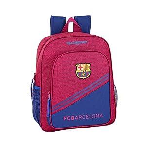 FC Barcelona Corporativa Oficial Mochila Escolar Junior 320x120x380mm