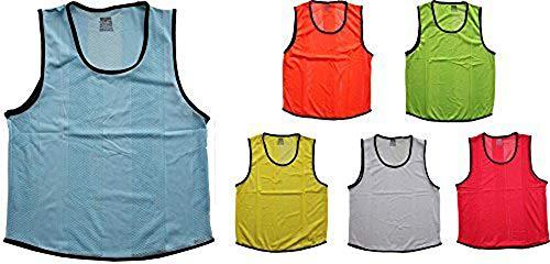 Boje Sport Leibchen für Erwachsene - Farbe: hellblau