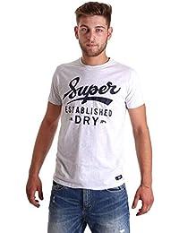 Superdry Herren T-Shirt grau Ice Marl