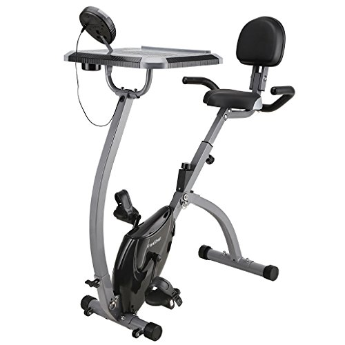 Finether Vélo d'appartement Pliant Fitness Gym Bike...