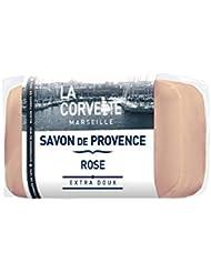 La Corvette Savon de Provence Rose 100 g