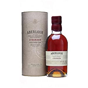 Aberlour a'Bunadh Whisky 0.7 Litres with Gift Box by Aberlour