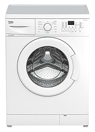 beko wml 51431 e waschmaschine frontlader a 1400 upm 5 kg wei gro es programmauswahl. Black Bedroom Furniture Sets. Home Design Ideas