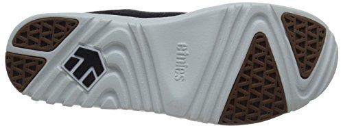 Etnies Marana SC, Chaussures de Skateboard Homme, Schwarz, Taille Unique Black White Gum