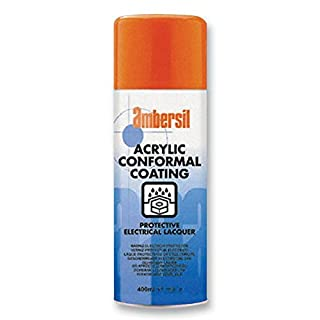 CONFORMAL COATING, ACRYLIC, 400ML 6130004030 By AMBERSIL by Ambersil