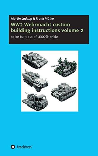 WW2 Wehrmacht custom building instructions volume