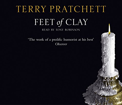 Feet Of Clay: (Discworld Novel 19) (Discworld Novels)