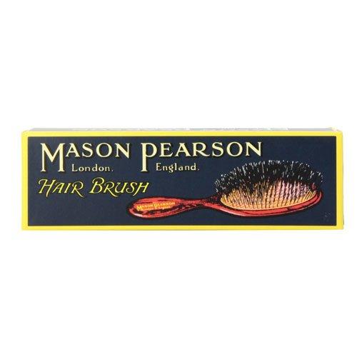 Mason Pearson Brushes Pure Bristle Child's CB4 Black