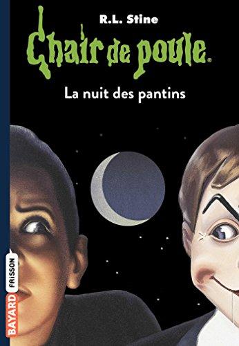 Chair de poule, Tome 02: La nuit des pantins par R.L Stine