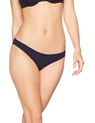 Iris & Lilly Braguita Estilo Bikini de Algodón para Mujer, Pack de...
