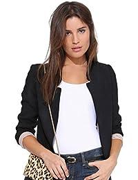 Abbigliamento 4121322031 Donna Amazon it Giacchino H7x0gX