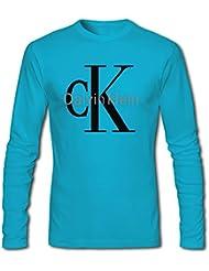 Calvin Klein CK Printed For Boys Girls Long Sleeves Outlet