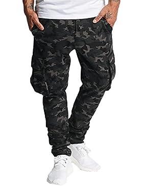 DEF Hombres Pantalones / Pantalón deportivo Cargo