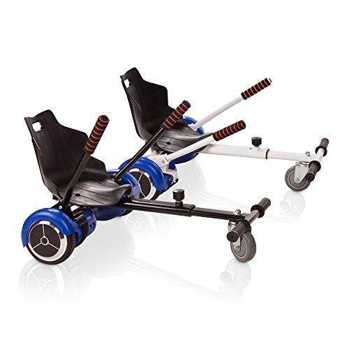 Hover Kart Zubehör für Ihren Roller, Elektro Hoverboard, ROT