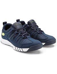 2018 Henri Lloyd Deck Grip Profile II Deck Shoes in Navy YF600001 Boot/Shoe Size UK - UK Size 4