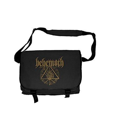 Behemoth furor divinus ufficiale Logo Nero Messenger Bag