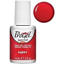 Nueva Poppy SuperNail Progel polaco–14ml