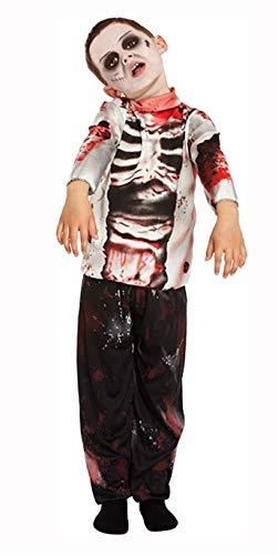 Kostüm Für Zombie Kleinkind - Lizzy® Halloween-Kostüm für Mädchen Jungen und Kleinkinder, Zombie-Fee, Kostüm