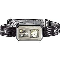 Black Diamond ReVolt - Linterna (Linterna con cinta para cabeza, Gris, IPX8, 3 lamp(s), LED, 300 lm)