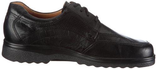 Ganter Eric Weite G 1-256030-0101, Chaussures basses homme Noir (Schwarz/Schwarz/Schwarz)